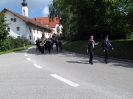 Fahnenweihe Hölsbrunn